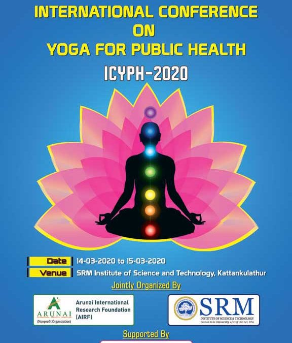 8th International Conference on Yoga for Public Health
