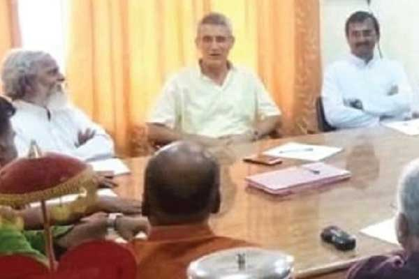 Kerala State Chapter Committee meeting convenes over Zoom video conferencing