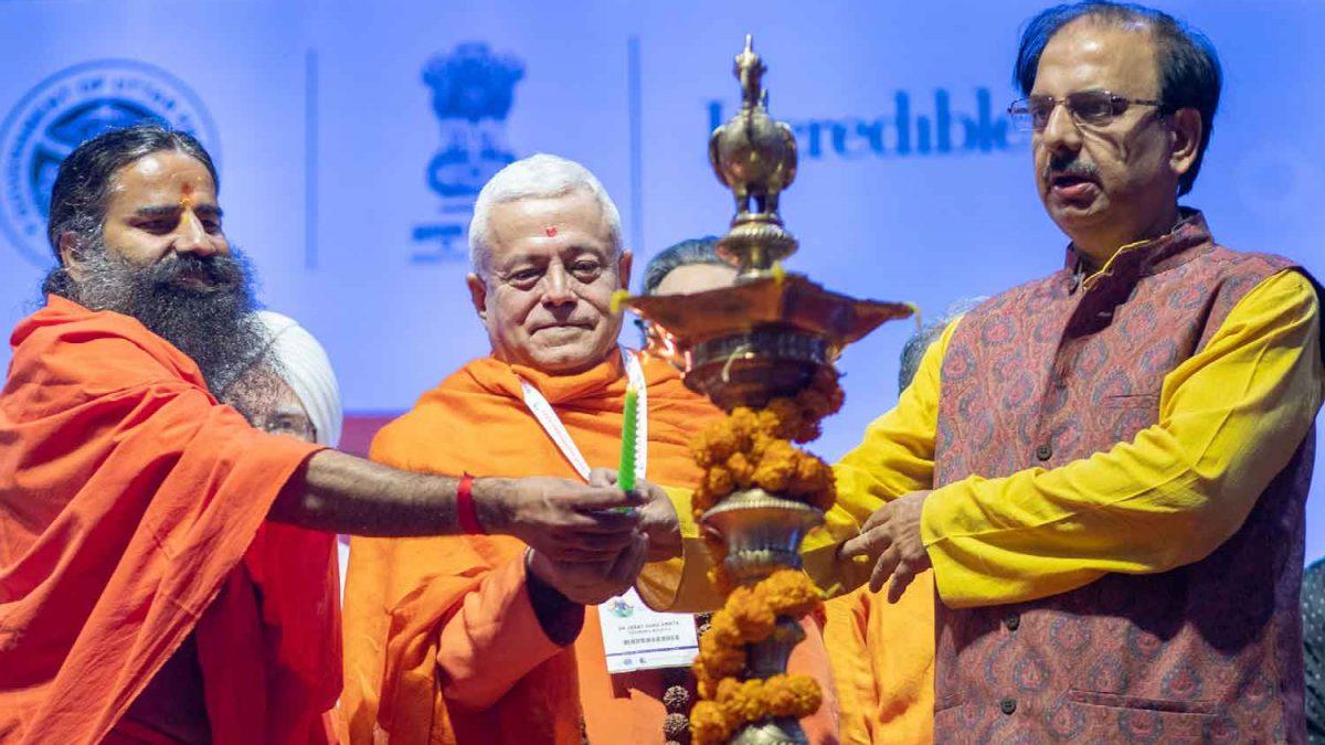 AyurYog Expo 2019 – Mahakumbh of Ayurveda, Yoga and Naturopathy