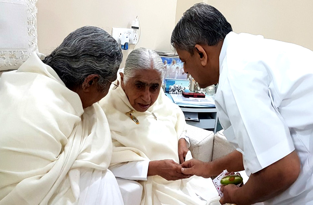 Dadi Janki Leaves us for her Heavenly Abode
