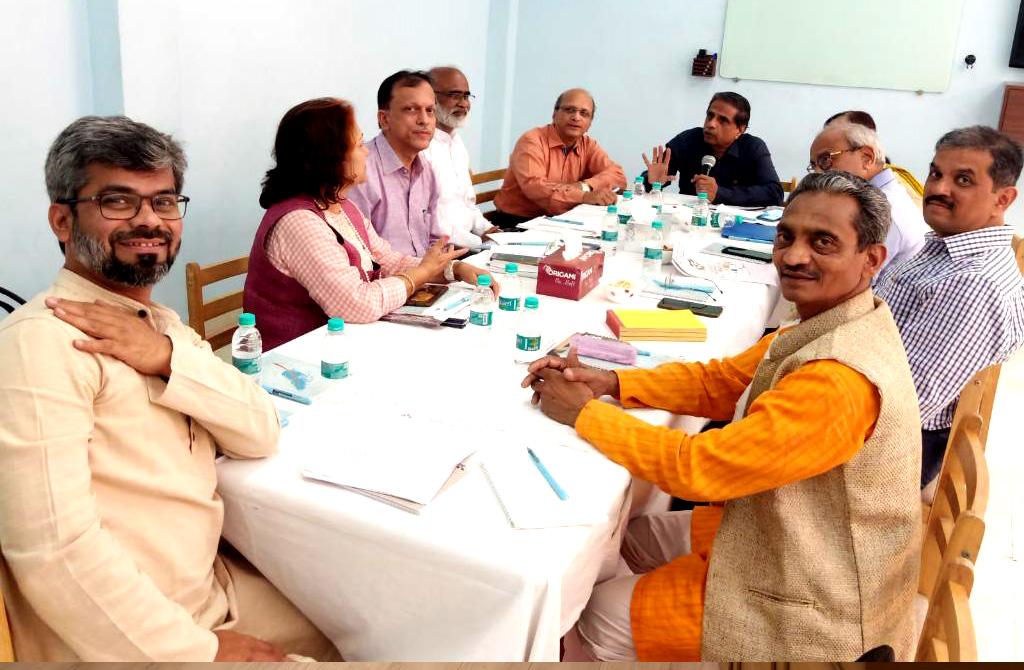 Maharashtra SCC Meets at TYI