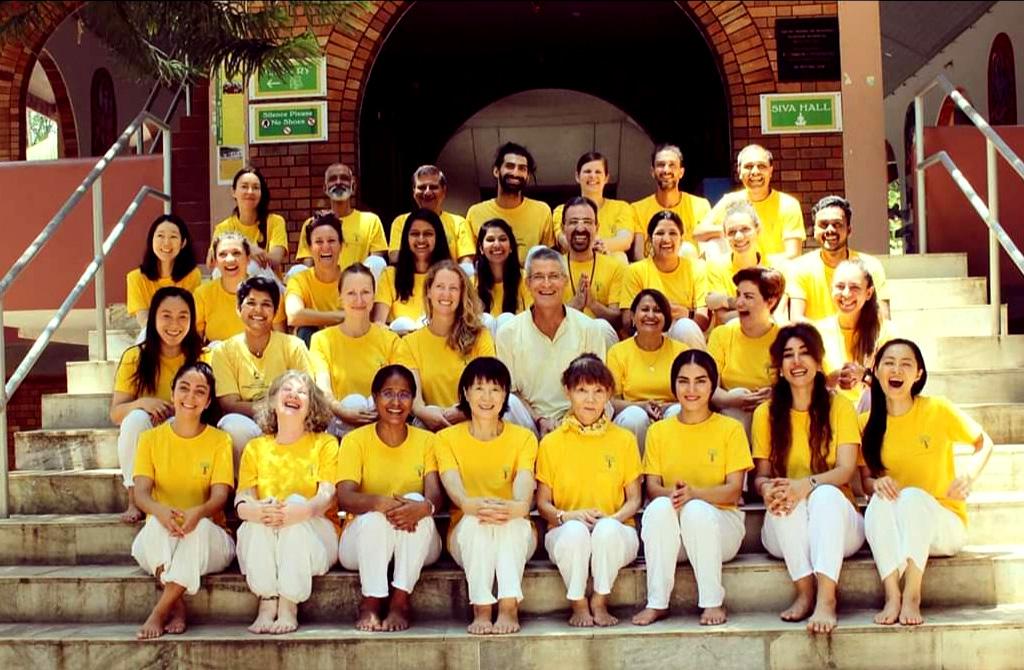 Senior Yoga Course by Sivananda Dhanwantari Ashram