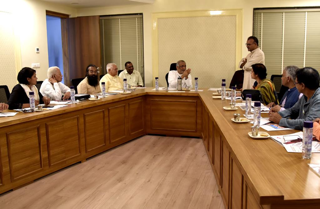 Telangana SCC Convenes its First Meeting @ Kanha