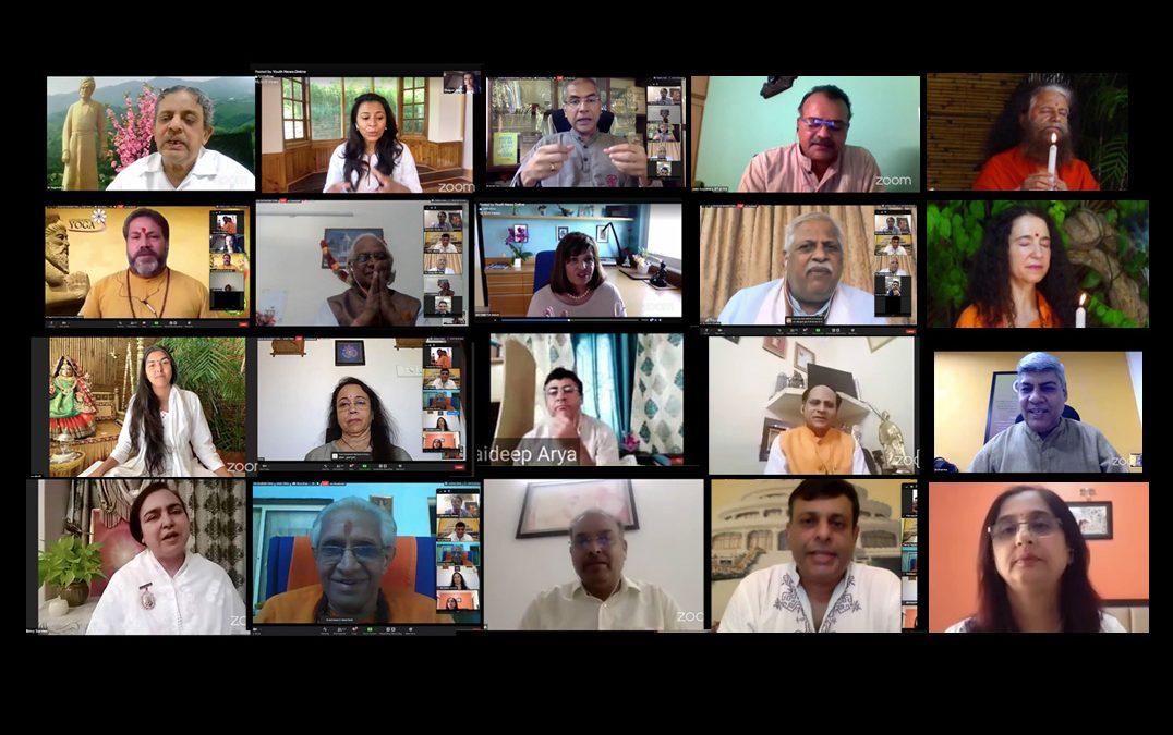 IYA organizes International Yoga E- Conclave