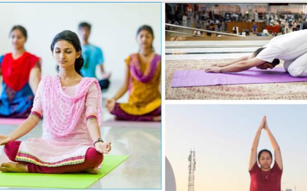 6th IDY at Amrita Vishwa Vidyapeetham, Coimbatore