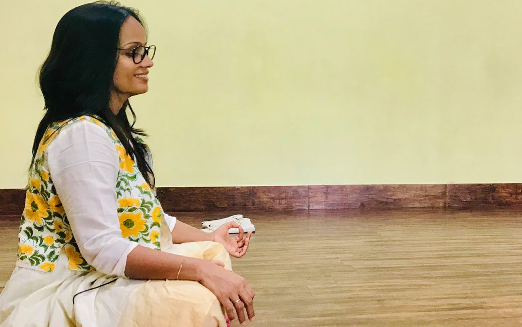 GIYHE organizes Workshop on Yoga for Respiratory Health
