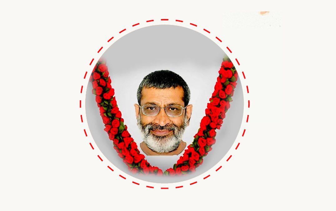 Shri T Mohanji Leaves us for his Heavenly Abode