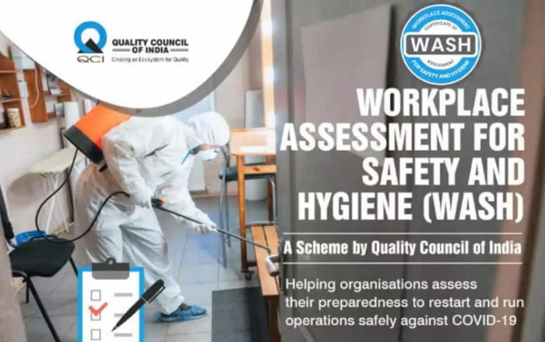 QCI holds Online Training on WASH for IYA Members