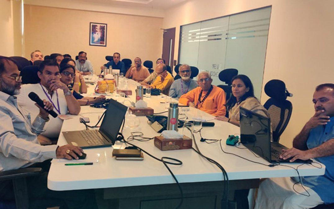 SAAC meets to finalise IYA Courses